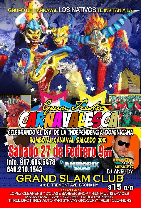 El grupo de carnaval Los Nativos 1bc0d700c3